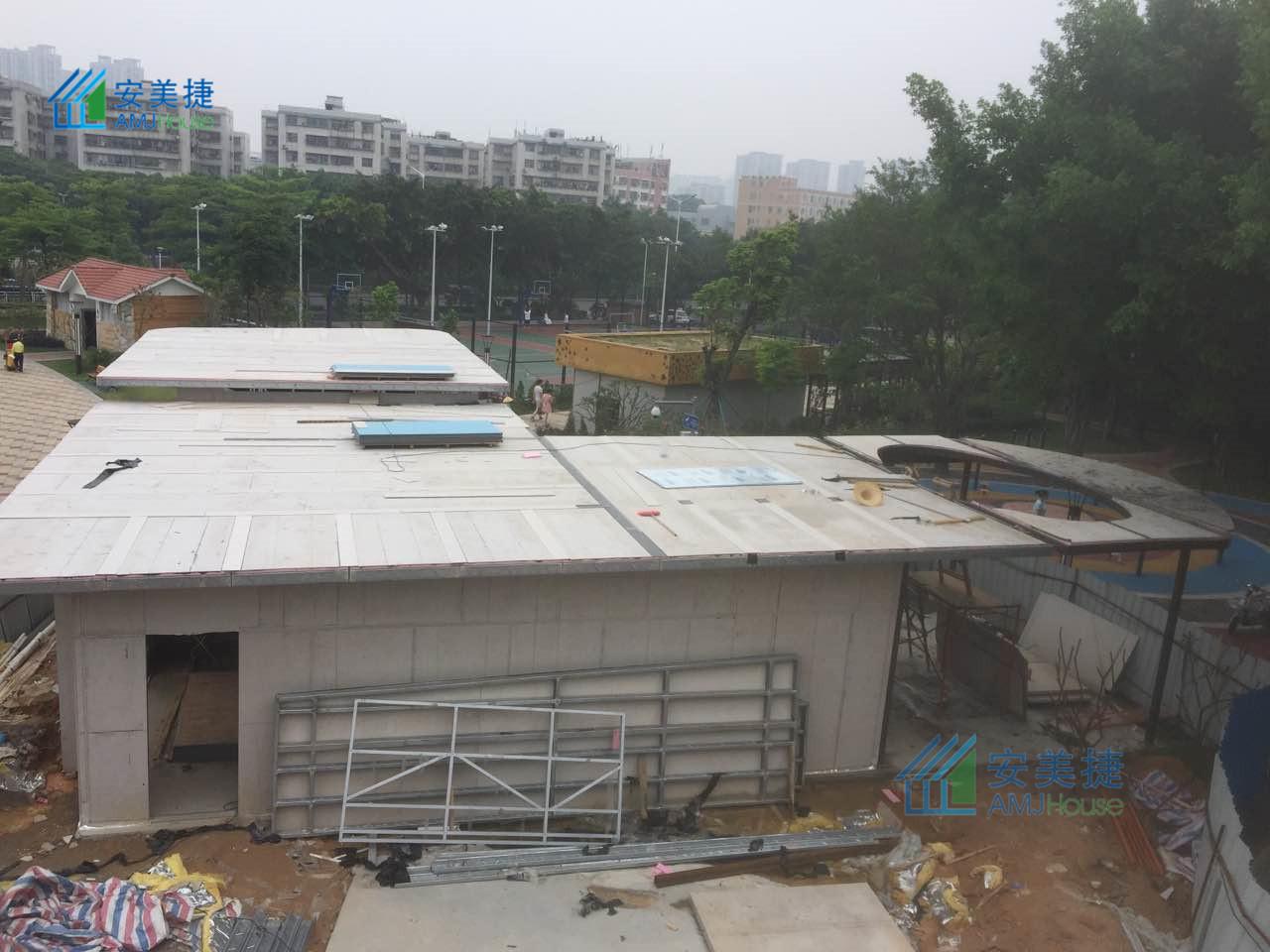 广东珠海翠景社区