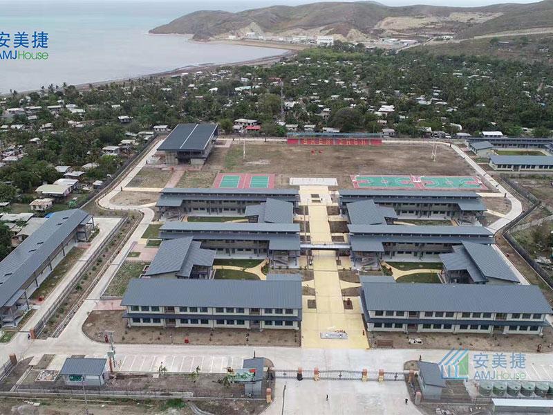 巴布亚新几内亚学校